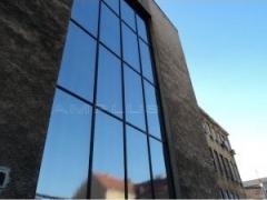 Folia okienna przeciwsłoneczna zewnętrzna Silver 20