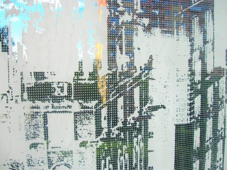 Folia dekoracyjna Manhattan