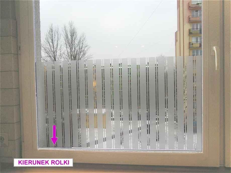 Folia okienna dekoracyjna LAMBERT010